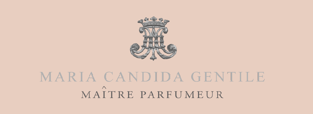 Maria candida gentile parfum logo